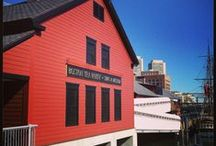 Boston Seaport District / There are tons of things to do, see, and eat in the greater Boston Seaport District!