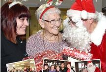 A Springhill Care Christmas / Photographs of Christmas from around our Group :)