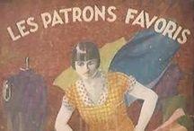 Patrons favoris - favorite patterns