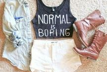 Cute Outfits And Dresses / New Fashion Trends, Cute Outfits and Much More to do With Fashion!