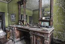 Интерьеры / Старинная архитектура
