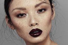 Beauty shots / #beauty #makeup #modelling