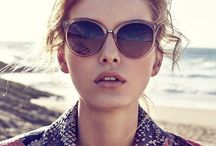Glasses / #summer #sunglasses #sunnies #model