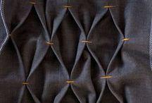 Fabric manipulation & smocks