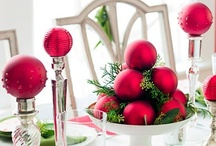 Centerpieces/Table Settings / by Darla Ortiz