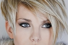 HAIR: Dirty / CHANNEL YOUR INNER ROCK STAR.  HAIR THAT'S ALL ABOUT TEXTURE AND TURNING UP THE VOLUME.