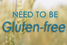 Gluten-free Living / Great ideas for those who need, or want, to avoid gluten.