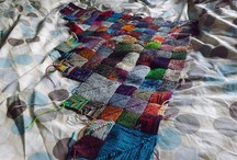 Blanket Watch / I started a sock yarn blanket in 2011 there's been some progress.  Let's change that.