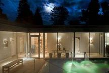Barnsley Spa & Skincare Centre / Staying at Barnsley House is all about pleasing yourself. So, take the winding pathway through our wilderness, descend the steps to our Garden Spa, and spoil yourself with a choice of holistic and beauty treatments. http://www.barnsleyhouse.com/spa