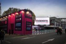 Heavent 2013 / Édition 2013 du Salon Heavent dédié aux professionnels de l'événementiel, de l'exposition et des congrès.