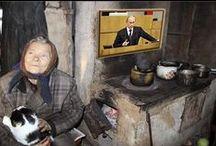 """Путинизм / Нищета, разврат, коррупция и безграмотность Росии - основные """"достижения"""" Путина"""