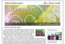 Boletines / Boletin cuatrimestral de la Biblioteca