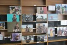 Rostros de África / Exposición sobre mujeres en África