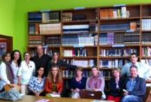 Grupo de trabajo de la biblioteca / Actividades del grupo de trabajo