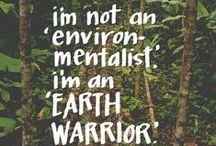 Environment / it's all about being responsible for our planet, our environmental, and love that beautiful nature!