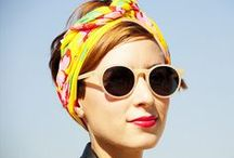 Accessories / jewellery, bags, scarves, hats, belts and eyewear
