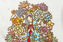 works in color / PAPER CUTTING ART WORKS by SUGITANI TOMOKO