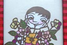 flowers/花シリーズ