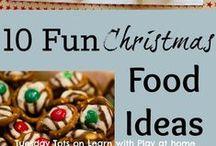 Christmas Food / by Darla Ortiz