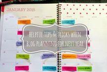 Blogging / Blogging advice