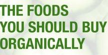 Benefits of Organic / 100% organic always. Tips to help you stay that way!