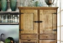 Kitchen/dining room / by Jacqui Stocks