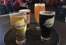 Leisure Brand Beer / Leisure Kolsh, Dr. Leisure Pale Ale and Leisureologist Dark Ale!