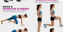 Fitness / Work outs and fitness tips for all shapes & sizes.