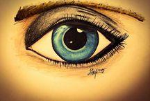 Kresby / My drawings - moje kresby