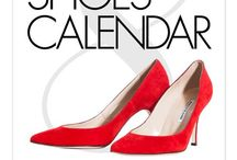 everyday shoes calendar / everyday shoes calendar