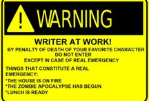 Oh, to be a Writer