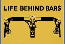 Life Behind Bars / For the serious rider. Endurance, racing, cross country, mountain bike enthusiast.