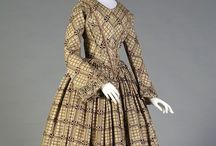 Well-Dressed History: 1840-1849