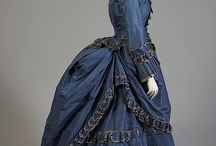Well-Dressed History: 1870-1876 / Extant Garments 1870-1877