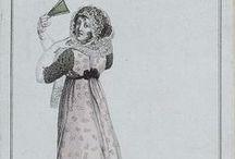Fashion Plates and Portraits: 1800-1809