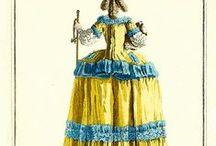 Fashion Plates and Portraits: 1780-1789