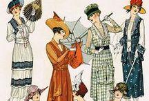 Fashion Plates and Portraits: 1910-1919