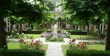 hofjes / Historic hofjes - almshouses - in The Netherlands & Flanders