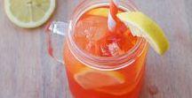 Mocktails / Booze-free fancy drinks & mocktails