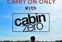 - PACKING TIPS - / Packing tips from Cabin Zero fans and reviewers!