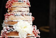Wedding Cake Inspiration / Wedding cakes ideas to inspire for the big day. / by Eva-Rose Cakes