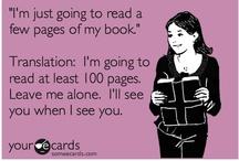 Books  / by Charlotte Johansson