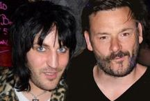 The mighty boosh <3 well mainly Noel Fielding <3 / by Emma Sawyer