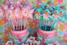 dulceros y centros de mesa / by WEN BB