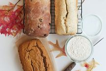 Bread...Got Dough? / Delicious bread recipes from around the World / by Eva-Rose Cakes