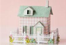 paper houses / by denise pemberton
