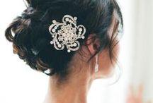 ślub - pomysły na fryzurę
