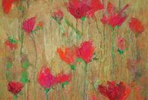 Paintings / Acrylic, mixed media