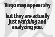 Neurotic Virgo on the loose