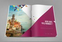 Diseño & Maquetación & Layouts / Diseño de impresión | Editorial Design | Maquetación | Layout | Imprenta